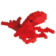 Octopus 80 Piece Nanoblock Puzzle