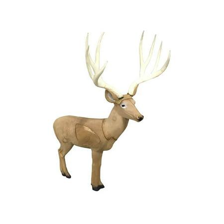 Rinehart 18011 Woodland 3-D Booner Mule Deer Archery Shooting Target