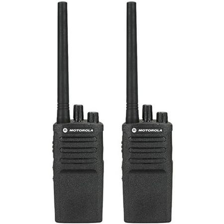 Motorola RMV2080 Two Way Radio - Walkie Talkie  (2 Pack) (Two Way Radio Motorola)