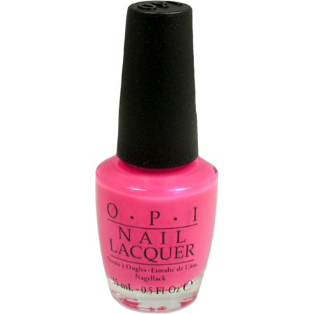 Opi Nail Lacquer La Paz Itively Hot 0 5 Oz Pack Of 2