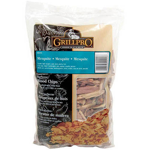 Onward Grill Pro 00200 2 Lb Mesquite BBQ Flavored Wood Chips