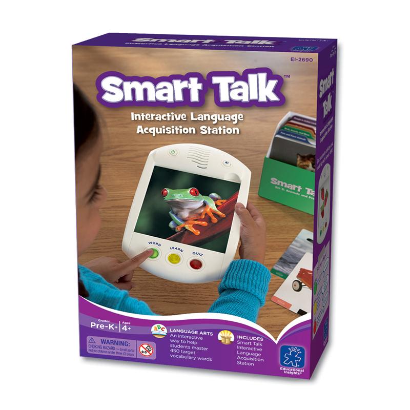 Educational Insights Smart Talk