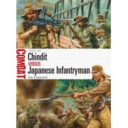 Chindit vs Japanese Infantryman - eBook