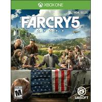 Far Cry 5, Ubisoft, Xbox One, 887256028879