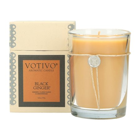 Votivo Aromatic Candle - Black Ginger Votivo Black Ginger