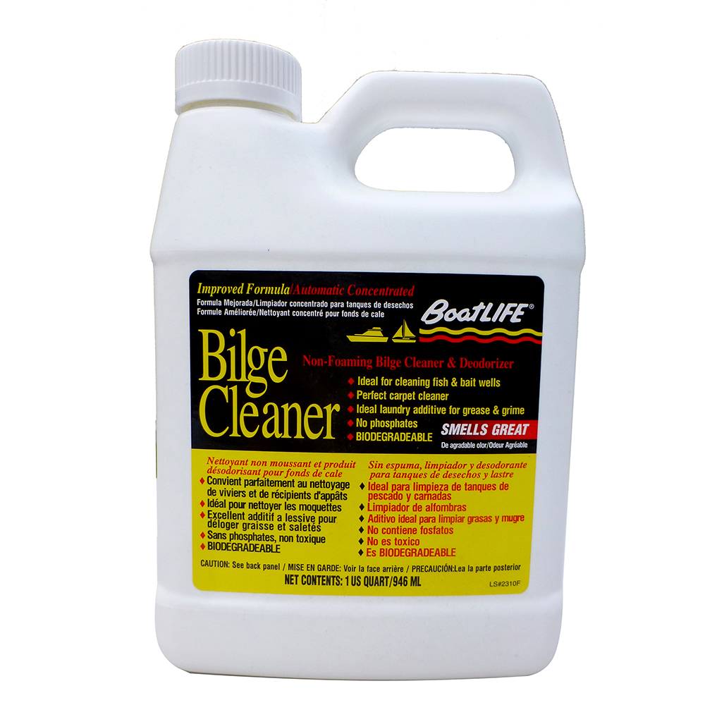 BOATLIFE BILGE CLEANER QUART