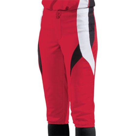 Girls Stinger Softball - Teamwork Athletic Apparel Girl's Stinger Softball Pant