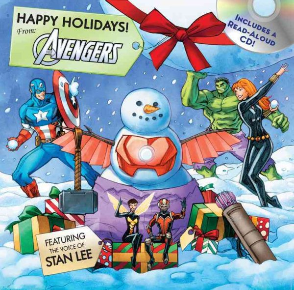 Happy Holidays! from the Avengers : Featuring the Voice of Stan Lee!