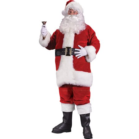 Plush Regency Christmas Santa - Santa Suit Xxl
