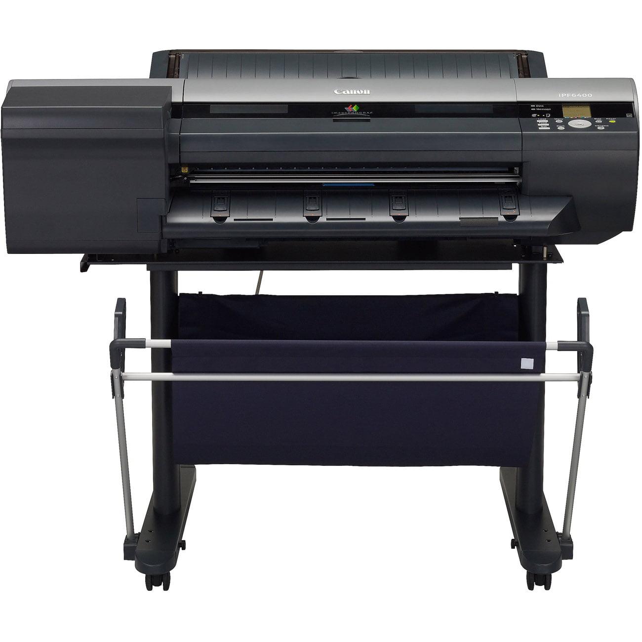 "Canon imagePROGRAF iPF6400 Inkjet Large Format Printer - 24"" - Color 5339B002AA"