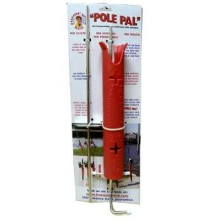 Ddi 377803 original pole pal fishing rod holder case of 6 for Fishing rod holders walmart