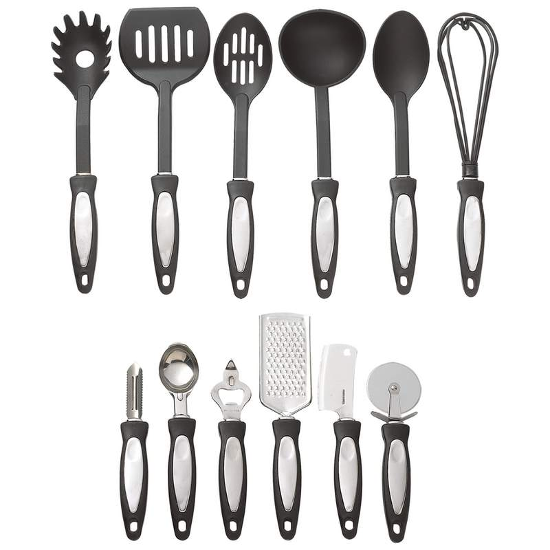Maxam® 12pc Kitchen Tool Set