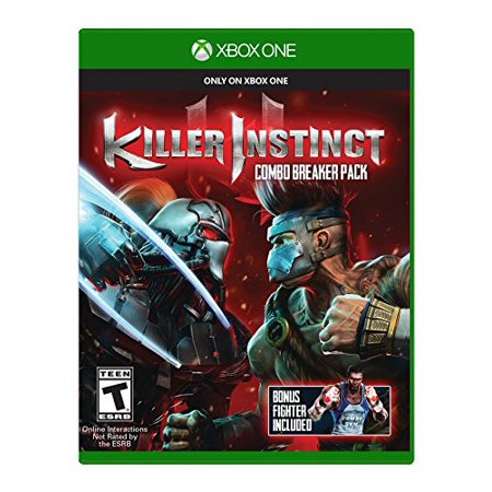 Microsoft Killer Instinct - Fighting Game - Xbox One (3pt-00001)