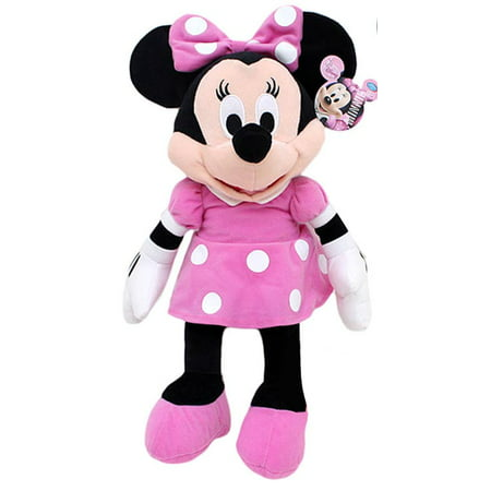 Plush - Disney - Minnie Mouse 16