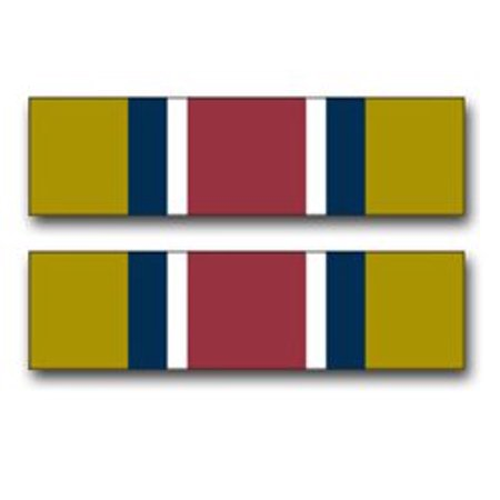 United States Army Reserve Components Achievement Medal Ribbon Decal Sticker 3.8