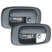 93-15 Ranger/87-96 Ford FS (with Plastic Tailgate Handle) Pop-N-Lock Tailgate Lock, Black