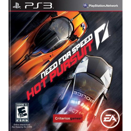 Need for Speed Hot Pursuit Greatest Hits PlayStation 3 by Electronic Arts