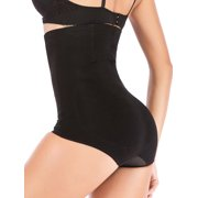 LELINTA Extra Firm High Waist Tummy Control Shapewear for Women Sexy Shaping Panties Brief Plus Size M-5XL