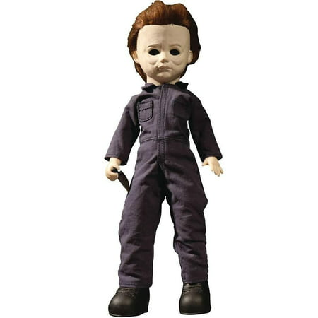 Halloween 11.5-Inch Living Dead Doll - Michael Myers (Cute Doll Halloween Makeup)