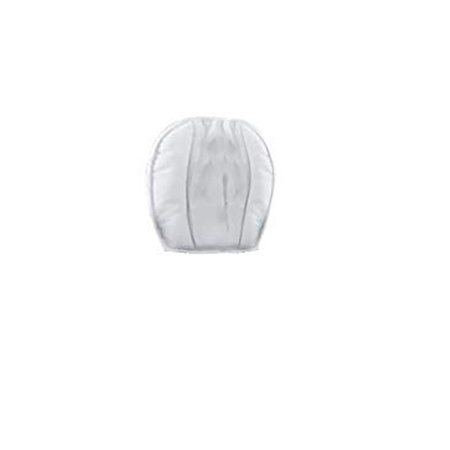 Fisher-Price Deluxe Space-Saver High-Chair - REPLACEMENT Baby Insert Pad - Gray and White Stripes -