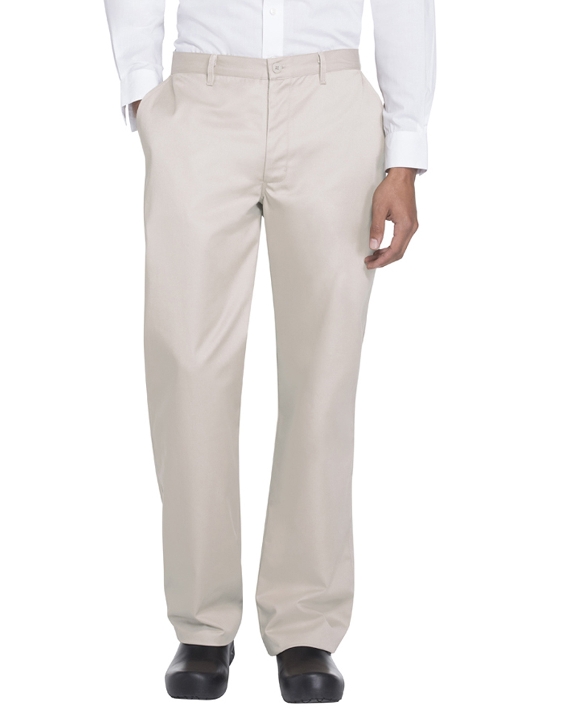 Dickies Chef DC16 Men's Classic Zip-Fly Dress Pant