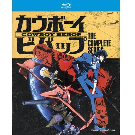 Cowboy Bebop  Complete Series  Blu Ray   Full Frame