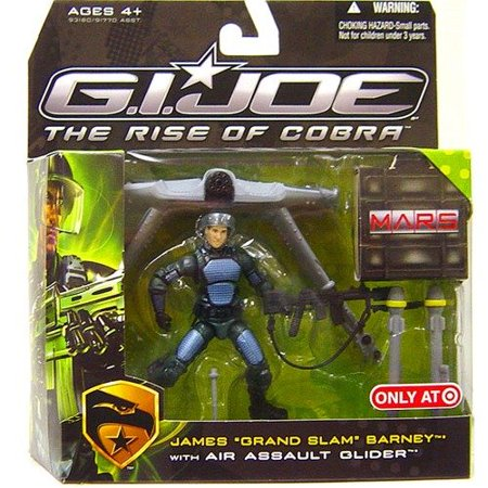 G.I. Joe: The Rise of Cobra Exclusive M.A.R.S. Troopers Action Figure James