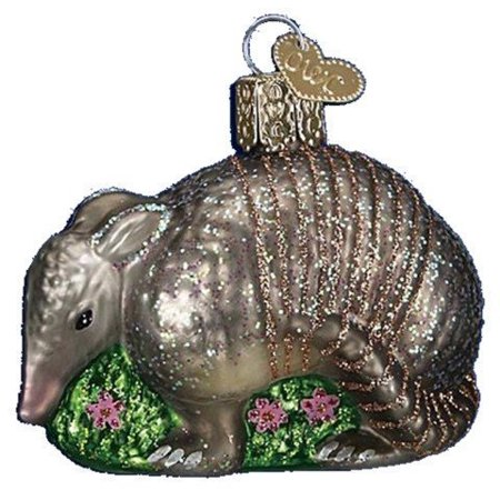 Armadillo Ornament By Old World Christmas