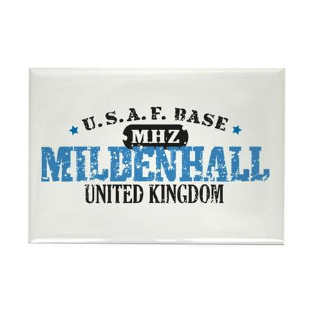 CafePress - Mildenhall Air Force Base - Rectangle Magnet, 2