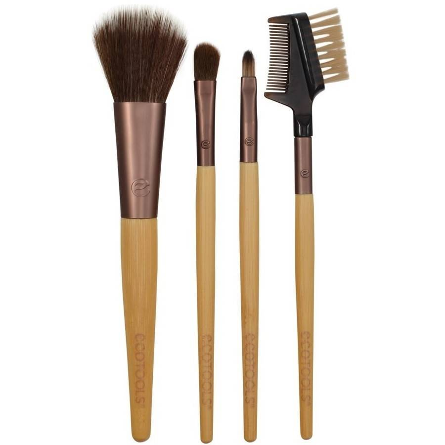EcoTools Four Piece Touch-Up Set, 1289