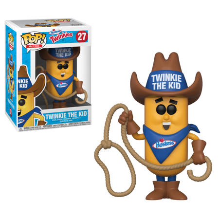 Funko Pop Ad Icons: Hostess - Twinkie The - Cheap Props
