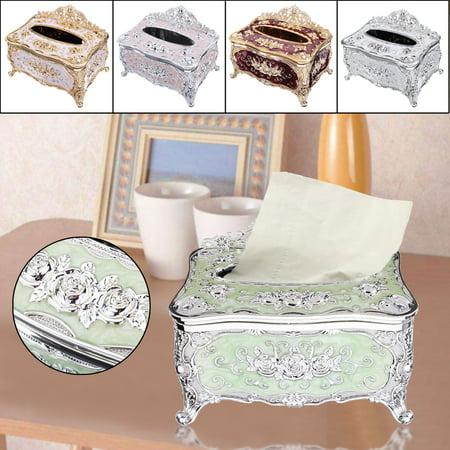 Pink Tissue Box (7.1