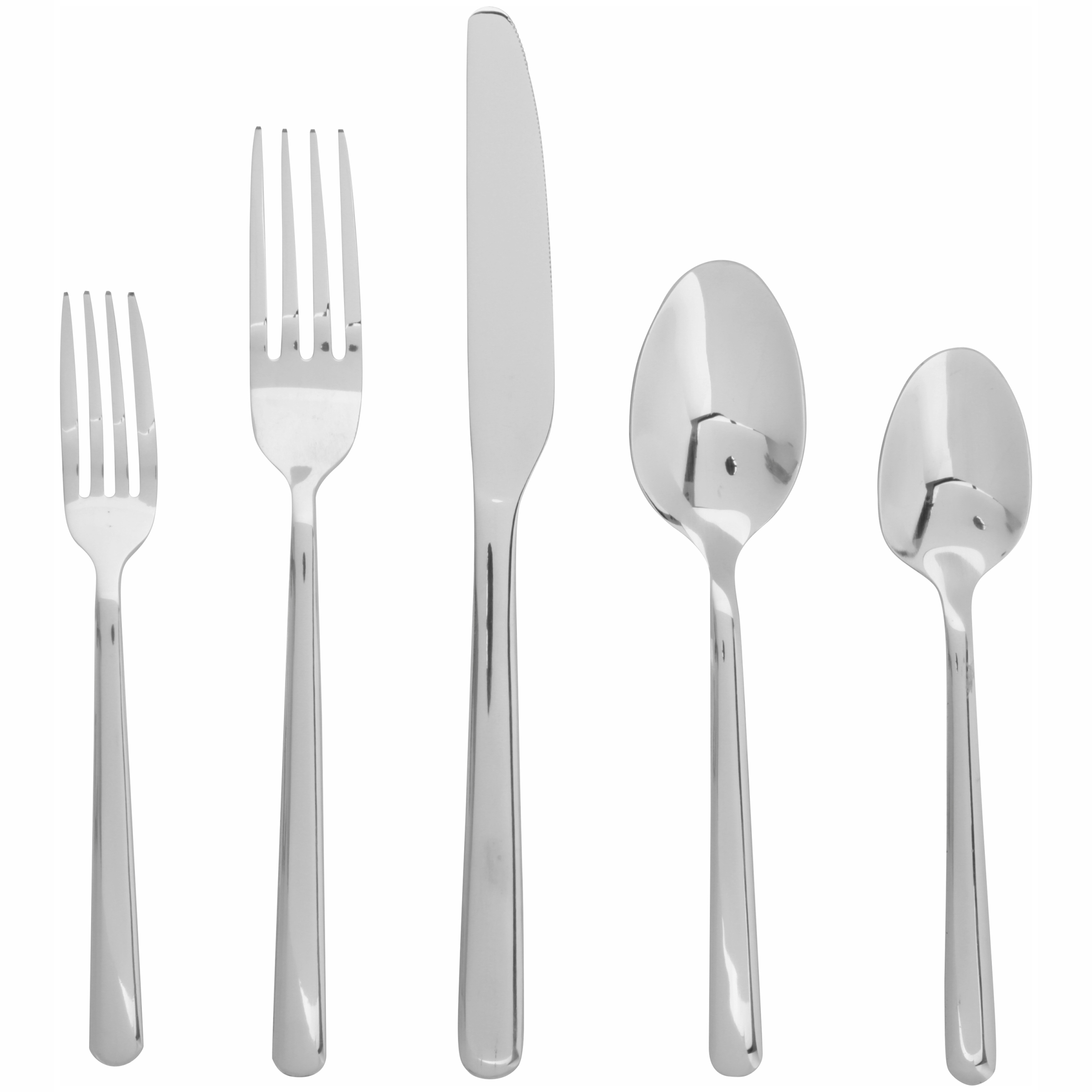 Better Homes & Garden Bryson 20 Piece Flatware Set by Wal-Mart Stores, Inc.
