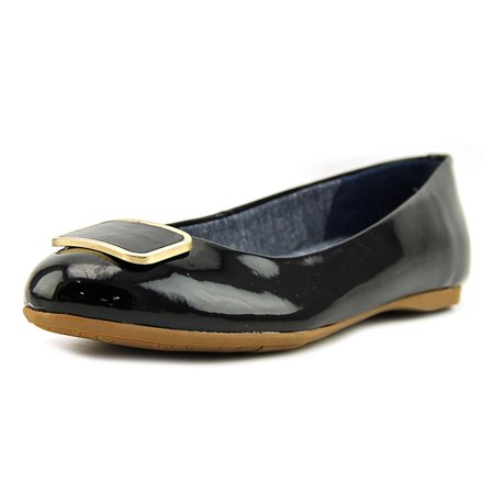 Dr  Scholls Gisele   Round Toe Synthetic  Ballet Flats