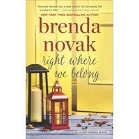 Silver Springs: Right Where We Belong (Paperback)
