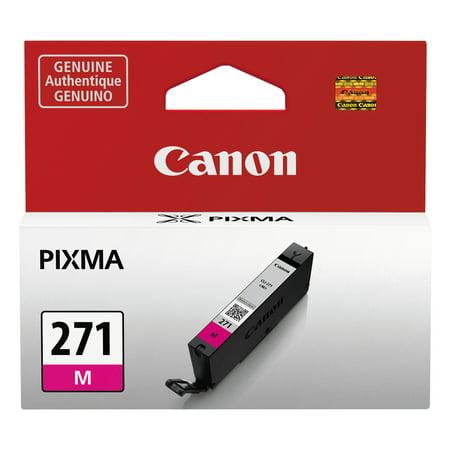 Canon 0392C001 (CLI-271) Ink, Magenta (Canon Magenta Starter)