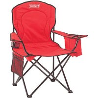 Deals on Coleman Oversized Quad Chair with Cooler Pouch