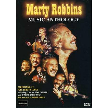 Marty Robbins Music Anthology - Marty Mc