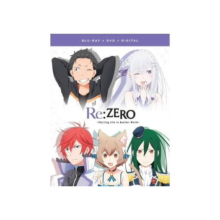 Re:Zero Starting Life in Another World - Season 1, Part 2