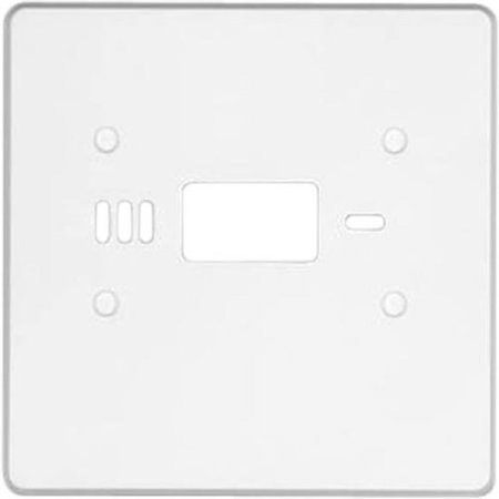 Ez-Flo 77029 Braeburn Universal Thermostat Wall Plate 6.5