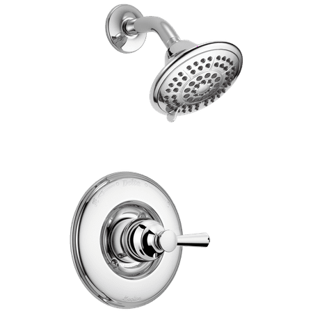 Delta Linden Monitor® 14 Series Traditional Shower Trim in Chrome T14293 Lahara Monitor 14 Series Shower