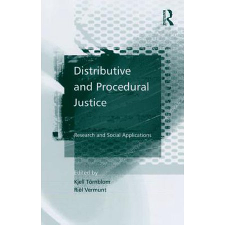 Distributive and Procedural Justice - eBook