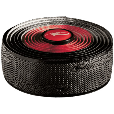 Lizard Skins DSP 2.5mm Bar Tape: Red/Black