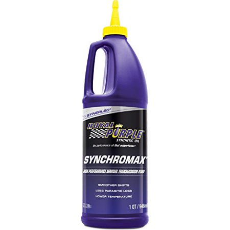 Trim Manual Transmission (Royal Purple 01512 Synchromax High Performance Synthetic Manual Transmission)
