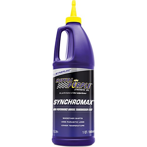 Royal Purple 01512 Synchromax High Performance Synthetic Manual Transmission