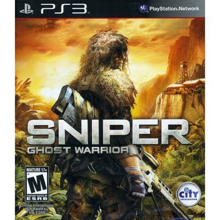 Image of Sniper: Ghost Warrior (PS3)