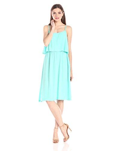 Michael Stars Womens Mod Floral Cami Dress Caper Dress XS US 0-2