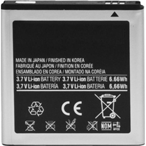 Replacement For Samsung Galaxy S2 Battery Sii Gt I9100 Eb F1a2gbu Eb L1a2gba Walmart Com Walmart Com