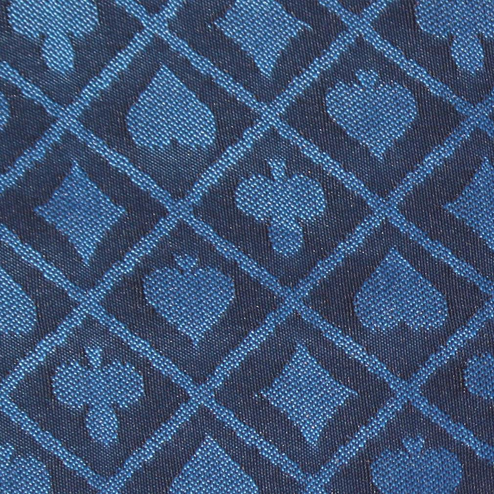 """50 Meter Roll of Blue Two-Tone Poker Table Speed Cloth"" by BryBelly"
