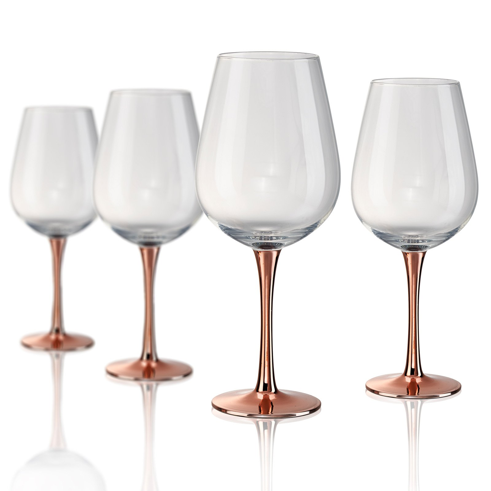 Artland Coppertino Goblet - Set of 4
